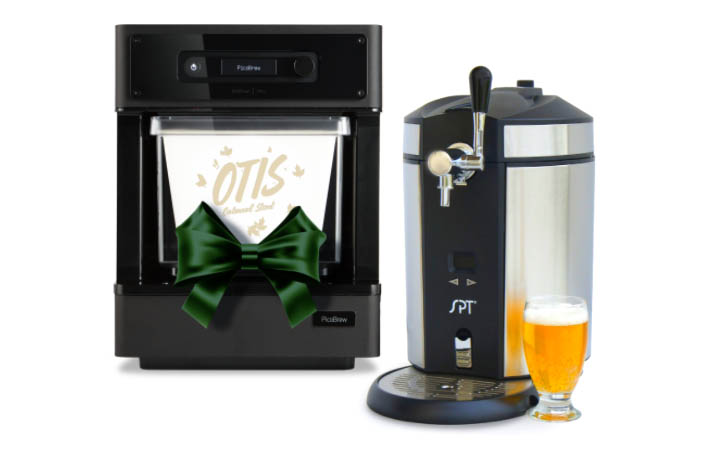 Pico C Brewing Machine